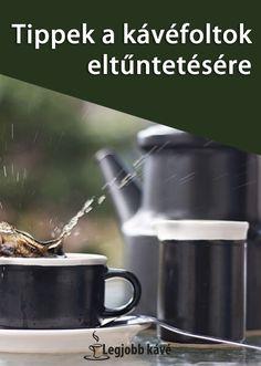Tüntesd el a kávéfoltokat ennek a néhány egyszerű tanácsnak a megfogadásával. French Press, Coffee Maker, Kitchen Appliances, Coffee Maker Machine, Diy Kitchen Appliances, Coffee Percolator, Home Appliances, Coffee Making Machine, Coffeemaker
