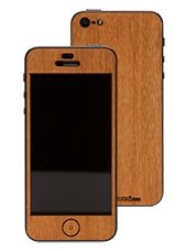 Woodchuck Case's wood cover for the iPhone 5