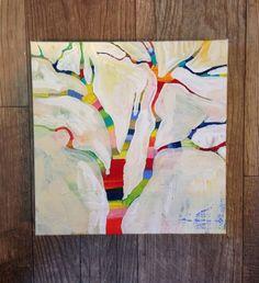 Happy Little Tree by MaryLea Harris, 2014