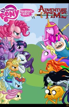My little Pony! #Characters #Cute #Lovable #Adorable.