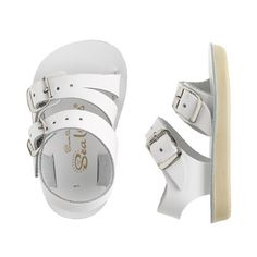 Salt-Water® baby sandals--classic and perfect for first walkers. -- toddler size 4