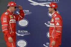 フェラーリ:F1イギリスGP 予選レポート  [F1 / Formula 1]