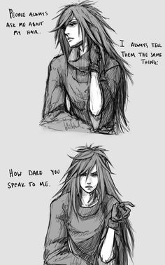 Madara - about that hair by Blishhed.deviantart.com on @deviantART