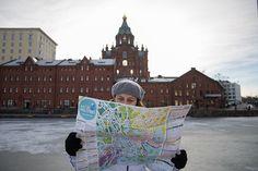 visitare Helsinki in un giorno
