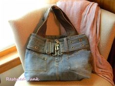 Denim-Tote-Made-From-Denim-Skirt.jpg (700×525)