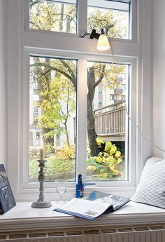 I Want An Apartment With A Window Sill Seat