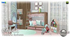 Children's room sims 4