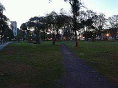 """Praça Nossa Senhora de Salette em Curitiba, PR """"Praça dos Poderes"""""""