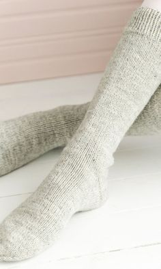 Wool Socks, Knitting Socks, High Socks, Sewing, Style, Fashion, Breien, Knit Socks, Swag
