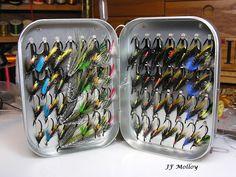 Wheatley Salmon Fly Box