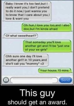 Dirty text messages boyfriend sweet texts from boyfriend, boyfriend text messages, funny boyfriend texts Funny Texts Jokes, Funny Texts Crush, Text Jokes, Funny Text Fails, Funny Quotes, Funny Memes, Memes Humor, Crush Funny, Epic Texts