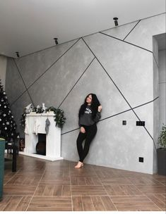 Hotel Bedroom Design, Bedroom Wall Designs, Diy Bedroom Decor, Wall Painting Living Room, Wall Painting Decor, Living Room Decor On A Budget, Home Design Living Room, Pooja Room Door Design, Wall Decor Design