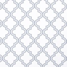 Softline Penrose Burnout Blue/White Drapery Fabric is an elegant, lightweight fabric perfect for drapery. Penrose Burnout is a rayon, polyester sheer with a Moroccan inspired design and tile burnouts.