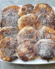 Kuche Guten Appetit: Omas Apfelpfannkuchen