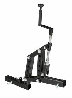 Do you even lift? The 1 Point Lift System by Impact Implements for UTVs will make your UTV a true workhorse. Attach various implements with a single pin! This system will last for years due to its 14 gauge steel design. $116.99 http://www.sidebysidestuff.com/1-point-lift-system-by-impact-implements.html