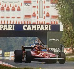 Gilles Villeneuve Formula 1, San Marino Grand Prix, Italian Grand Prix, Gilles Villeneuve, Ferrari F1, Indy Cars, Car And Driver, Race Cars, Classic Cars