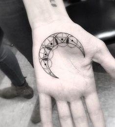 moon tattoo designs (54)