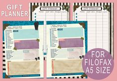 Lucy-Wonderland: News from my shop #FILOFAX #PRINTABLE