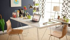 Love this -- but my studio could NEVER be this clean!!  - Find it at the Foundary
