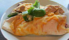 Gunns momsemat: Enchilades med kylling, paprika og rødløk