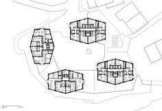 Image 22 of 25 from gallery of Frutt Family Lodge  / Philip Loskant Architekt. Floor Plan