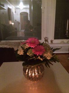 Rakastan kukkia!