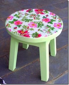Can't wait til my craft booth! This is the type of products I'm selling except for that we do custom furniture with designs.