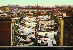 You're looking at some of the very first color photographs of North America! A fascinating new photography book called An American Odyssey opens the archive of the Detroit Photographic Company to reveal America in brilliant color from the late 1880s to the early 1920s. Several thousand black-and-white negatives were reproduced in color by a photolithographic technique invented in Switzerland, called the Photochrom process.  Graphic designer, photographer, and collector Marc Walter owns one…