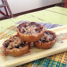 Toffee Cherry Butter Tarts. These look good.  Only two reviews.