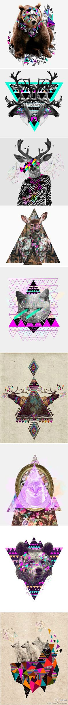 Design with Triangle!!!