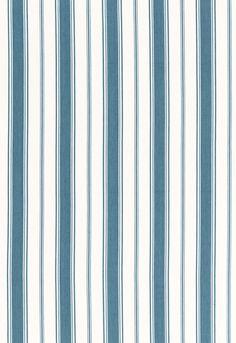 Branca Stripe in Prussian Blue, 68312. http://www.fschumacher.com/search/ProductDetail.aspx?sku=68312  #Schumacher