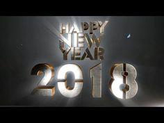 Happy New Year 2018 - YouTube