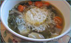 Mushroom and Basil Soup - http://foodhome8.com/mushroom-basil-soup.html