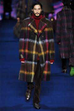 Etro - Men Fashion Fall Winter 2013-14 - Shows - Vogue.it
