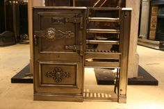 Beautifully restored Victorian oven