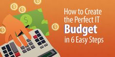 Not sure how to get started on your IT budget? Check out these 7 easy steps to get you on the right track. It Management, Budgeting, Coding, Create, Easy, Budget Organization, Programming