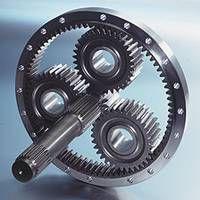 Cattini & Figlio: Planetary gears