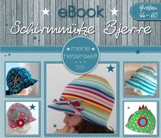 http://de.dawanda.com/product/62254727--eBook-Schirmmuetze-Bjerre-Groesse-44-60-
