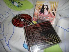 """My """"Blackout"""" CD"""