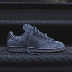 adidas Originals Stan Smith Suede. Available at Kith Manhattan Kith Women's and KithNYC.com. $85 USD. by kith