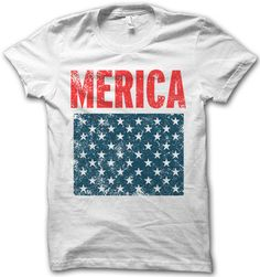 Merica - I never have anything festive to wear on July 4th. This could be the answer.