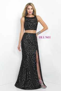 Blush Prom Dresses and Evening Gowns Blush 2016 Style 11116 Available at Bridal and Formal's Club Dress 300 W. Benson Cincinnati OH 45215