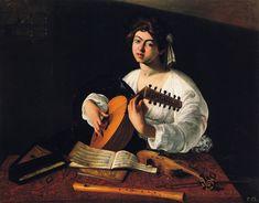 Caravaggio. por Inmaculada Vico López Este artículo no pretende ser un estudio de Musicología. Su finalidad es llamar la atención sobre los conocimientos musicales de Caravaggio, y su deseo de fusionar todas …