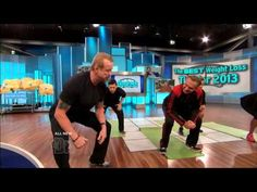 DDPTv DDP Yoga on The Doctors - YouTube