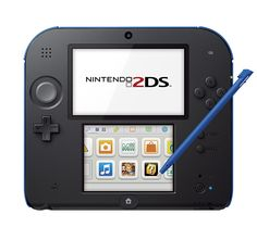 Nintendo 2DS. So gonna get this