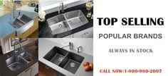 Blanco Sinks, Stainless Steel Sinks, Farmhouse Sinks, Moen Faucets