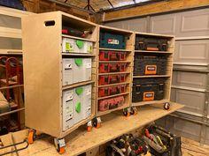 Lockers, Locker Storage, Cabinet, Workshop, Furniture, Home Decor, Atelier, Clothes Stand, Decoration Home