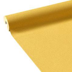 Intissé SOPHIE FERJANI TOILE DE LIN coloris moutarde