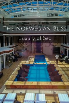 The Norwegian Bliss: