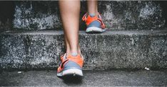 It's finally time to talk about my FAVORITE type of group exercise: Interval/HIIT training. Growing up, I wasn't particularly fast, so I avoided competitive cardio (races, fitness tests… 7 Workout, Stairs Workout, Exercise Cardio, Workout Guide, Stair Exercise, Daily Exercise, Workout Shoes, Regular Exercise, Pilates Workout